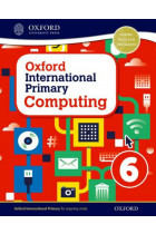 Купити - Книжки - Oxford International Primary Computing. Student Book 6