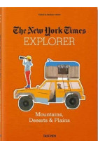 Купить - Книги - The New York Times Explorer. Mountains, Deserts & Plains