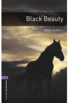 Oxford Bookworms Library: Level 4. Black Beauty audio pack