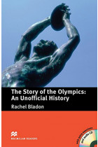 Купить - Книги - Pre-intermediate Level: Story of the Olympics: The An Unofficial History (+ CD)