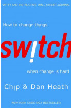 Купити - Книжки - Switch: How to Change Things When Change Is Hard