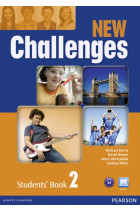 Купить - Книги - New Challenges 2 Students' Book