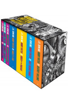 Купить - Книги - Harry Potter Boxed Set: The Complete Collection (Adult Paperback)