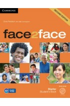 Купити - Книжки - Face2face Starter Student's Book with DVD-ROM