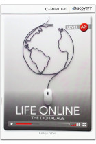 Купити - Книжки - Life Online: The Digital Age. Low Intermediate. Book with Online Access