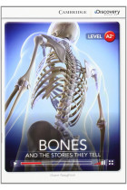 Купити - Книжки - Bones: And the Stories They Tell. Low Intermediate. Book with Online Access
