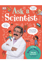 Купити - Книжки - Ask A Scientist. Professor Robert Winston Answers 100 Big Questions from Kids Around the World!