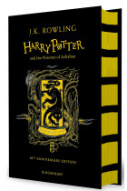 Harry Potter and the Prisoner of Azkaban - Hufflepuff Edition