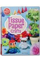 Купить - Книги - Tissue Paper Crafts: Colorful decorations that are totally do-able and totally adorable