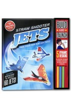 Купить - Книги - Straw Shooter Jets: Make your own mini air force