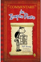 Купити - Книжки - Commentarii de Inepto Puero (Diary of a Wimpy Kid Latin edition)
