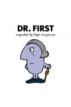 Купити - Книжки - Doctor Who: Dr. First (Roger Hargreaves)