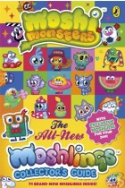 Купити - Книжки - Moshi Monsters: The All-New Moshlings Collector's Guide