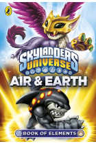 Купить - Книги - Skylanders Book of Elements: Air and Earth