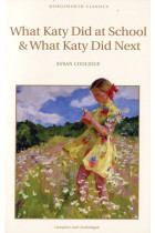 Купить - Книги - What Katy Did at School. What Katy Did Next