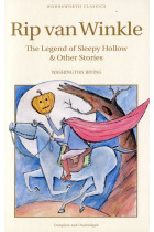 Купить - Книги - Rip van Winkle. The Legend of Sleepy Hollow and Other Stories