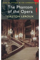 Купить - Книги - The Phantom of the Opera