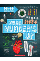 Купити - Книжки - Maths is Everywhere. Your Number's Up