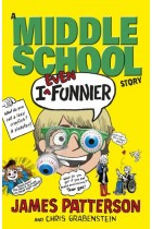 Купити - Книжки - Middle School: I Even Funnier