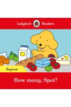 Купити - Книжки - How many, Spot? - Ladybird Readers Beginner Level