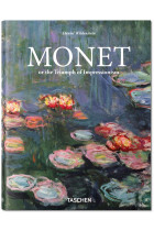 Купити - Книжки - Monet or the Triumph of Impressionism