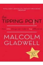 Купить - Книги - The Tipping Point, How Little Things Can Make a Difference