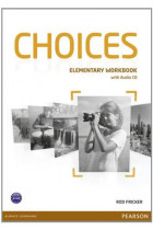 Купить - Книги - Choices Elementary Workbook & Audio CD Pack