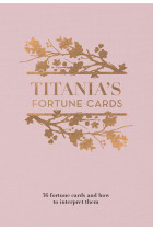 Купити - Книжки - Titania's Fortune Cards: 36 fortune cards and how to interpret them