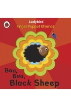 Купити - Книжки - Baa, Baa, Black Sheep: A Ladybird Finger Puppet Book