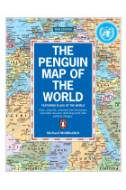 Купити - Книжки - The Penguin Map of the World