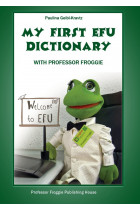 Купить - Электронные книги - My First EFU Dictionary. With Professor Froggie