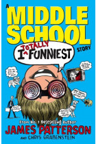 Купити - Книжки - Middle School: I Totally Funniest