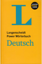 Купить - Книги - Langenscheidt Power Worterbuch. Deutsch
