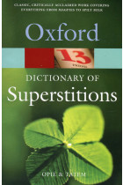 Купить - Книги - Oxford Dictionary of Superstitions