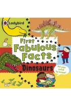 Купити - Книжки - First Fabulous Facts Dinosaurs