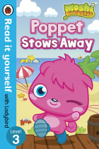 Купити - Книжки - Moshi Monsters. Poppet Stows Away