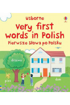 Купить - Книги - Very First Words in Polish