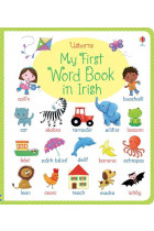 Купить - Книги - My First Word Book in Irish