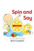 Купить - Книги - Spin and Say: A First Words Book