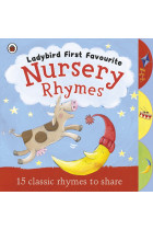 Купити - Книжки - Ladybird First Favourite Nursery Rhymes