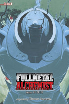 Купить - Книги - Fullmetal Alchemist. 3-in-1 Edition. Volume 7