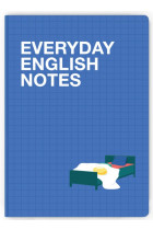 Купити - Блокноти - Блокнот Gifty Everyday English notes