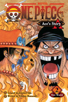 Купити - Книжки - One Piece: Ace's Story. Volume 2