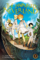 Купить - Книги - The Promised Neverland. Volume 1