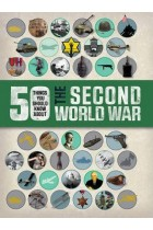 Купить - Книги - 50 Things You Should Know About: The Second World War