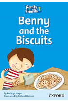 Купить - Книги - Family and Friends 1. Benny and the Biscuits