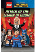 Купити - Книжки - Lego DC Super Heroes. Attack of the Legion of Doom!