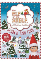 Купити - Книжки - The Elf on the Shelf. Search and Find