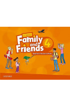 Купить - Книги - Family & Friends: 4 Teacher's Resource Pack