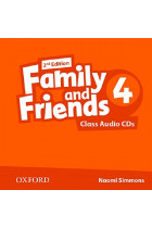 Купить - Книги - Family & Friends: 4 Class Audio CD (2)